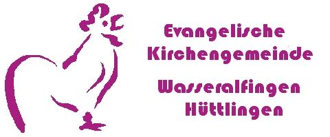 Logo Evangelische Kirchengemeinde Wasseralfingen-Hüttlingen